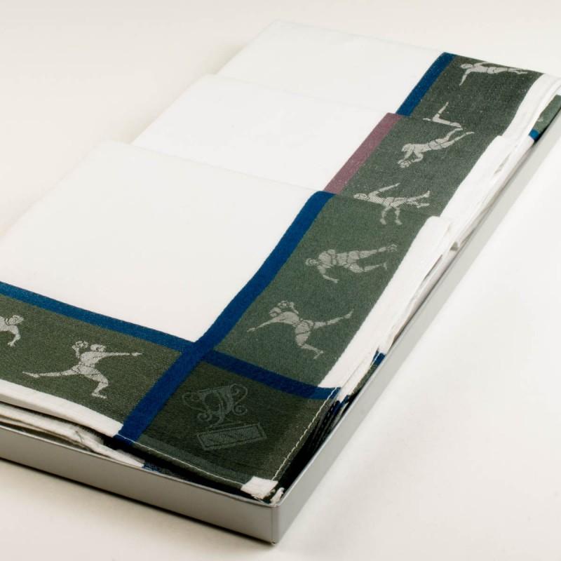 mouchoir-penalty-homme-100%coton-41cm