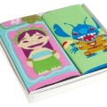"""Mouchoirs enfant """"Lilo et Stitch"""" (x2)"""
