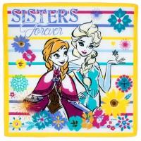 "Mouchoirs ""Elsa et Anna"" (x3)"